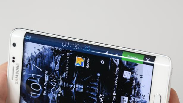 Samsung Galaxy S6 Edge Soll Dreiseitiges Display Haben Futurezoneat