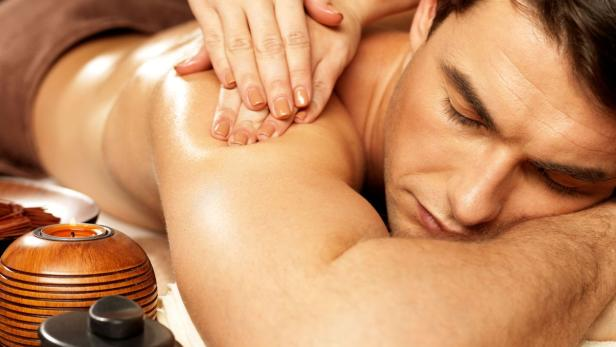 Sex mit einem Massagetherapeuten