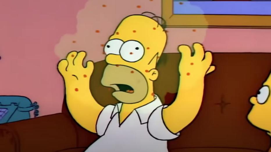 Website zeigt alle Vorhersagen der Simpsons, die