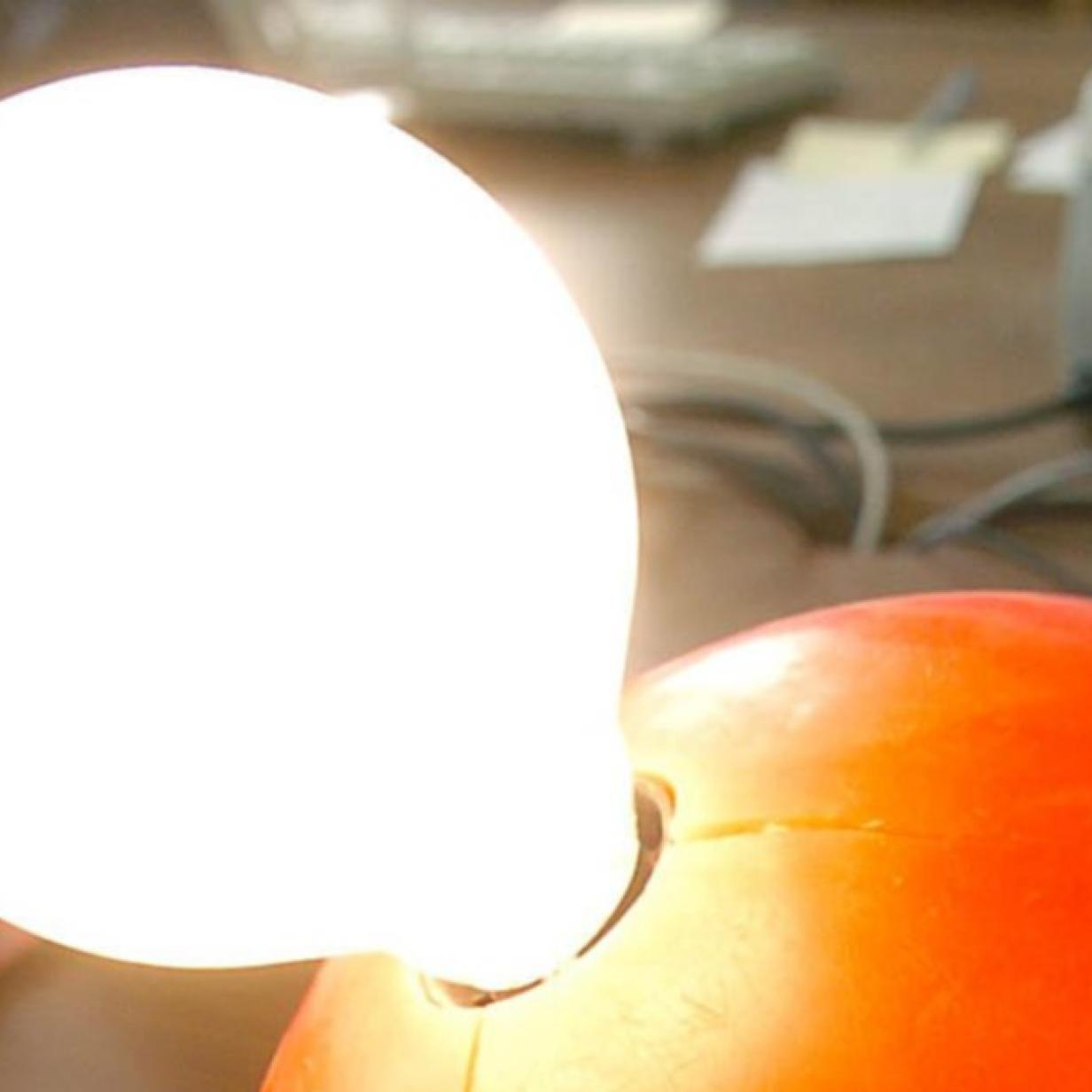 Drahtlos-Netzwerk mit Licht deutlich schneller als WLAN