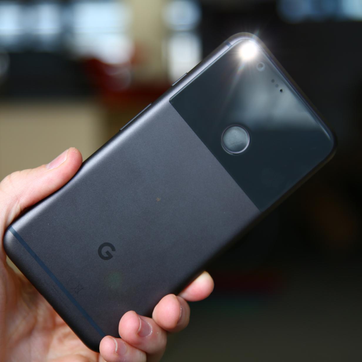 Google Pixel XL im Test: Der beste Androide am Markt