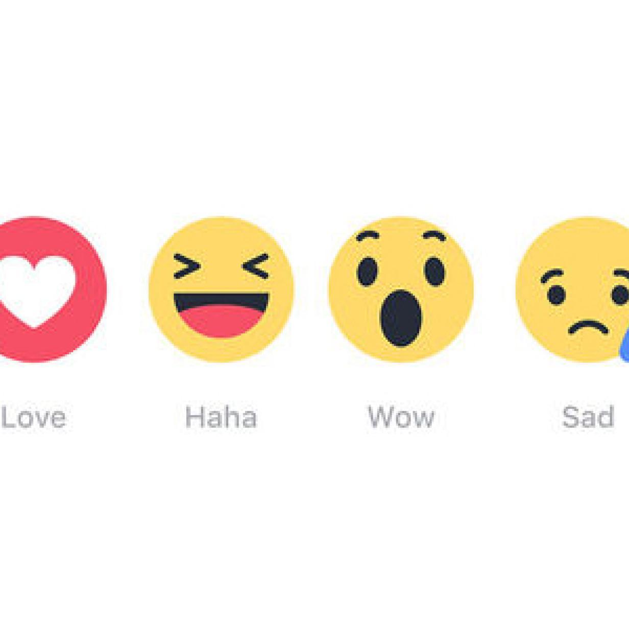 Facebook bringt Emojis als Like-Alternative | futurezone at