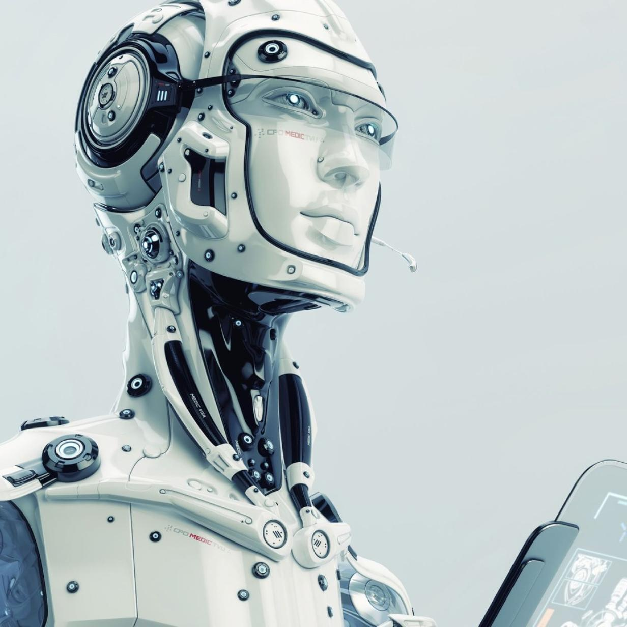 Firma zahlt 130.000 Dollar, wenn man sein Gesicht für einen Roboter zur Verfügung stellt