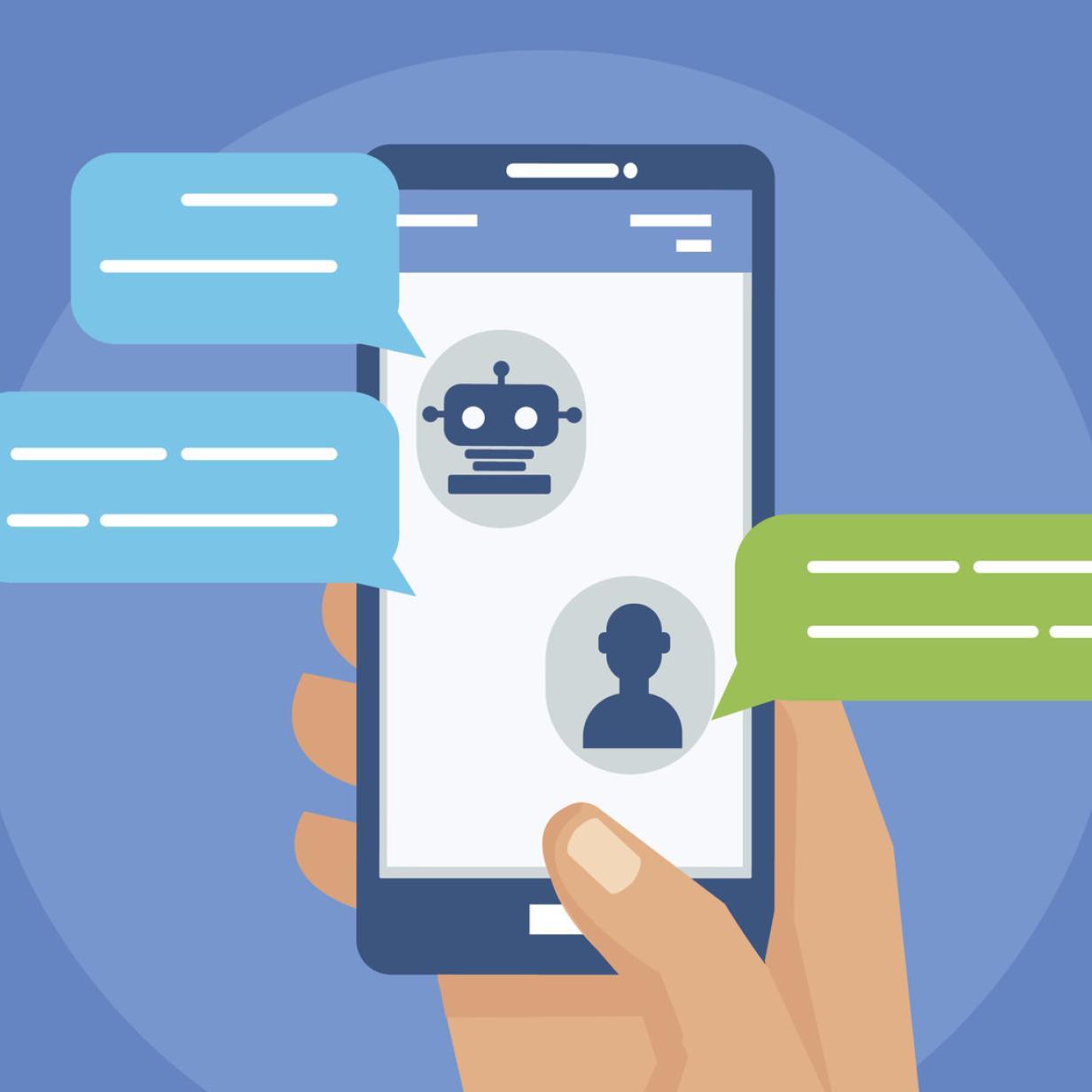 """""""Chatbotentwicklung besteht nur zu 20 Prozent aus Programmieren"""""""