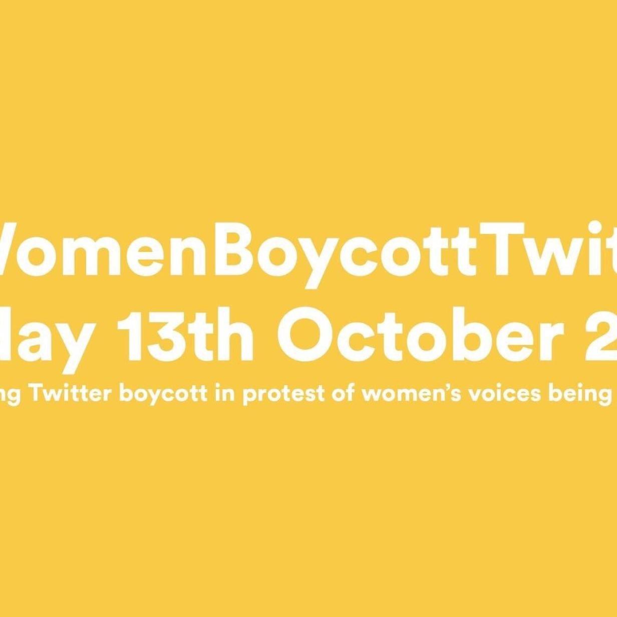Frauen rufen zu Twitter-Boycott auf