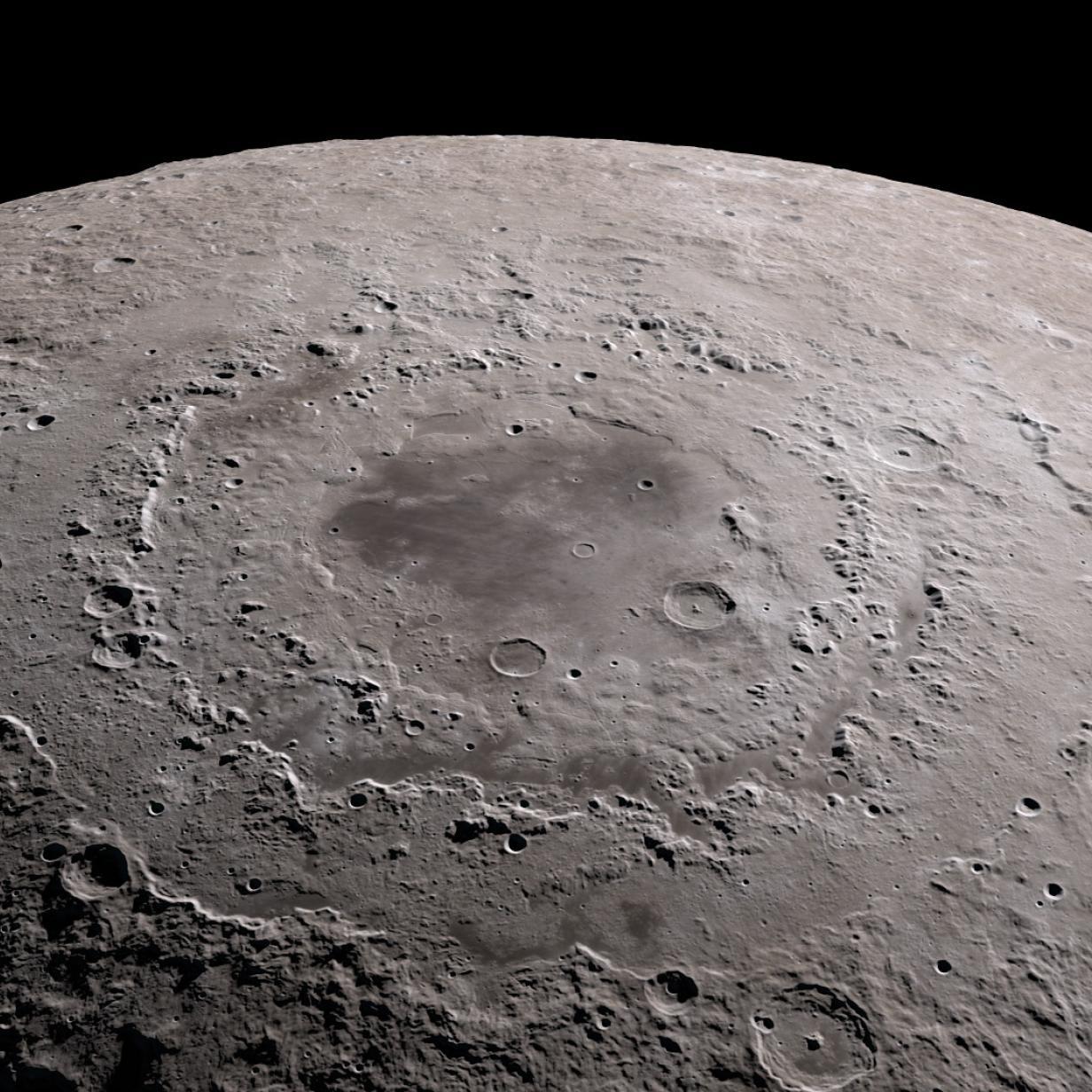 Riesige Anomalie unter der Oberfläche des Mondes entdeckt