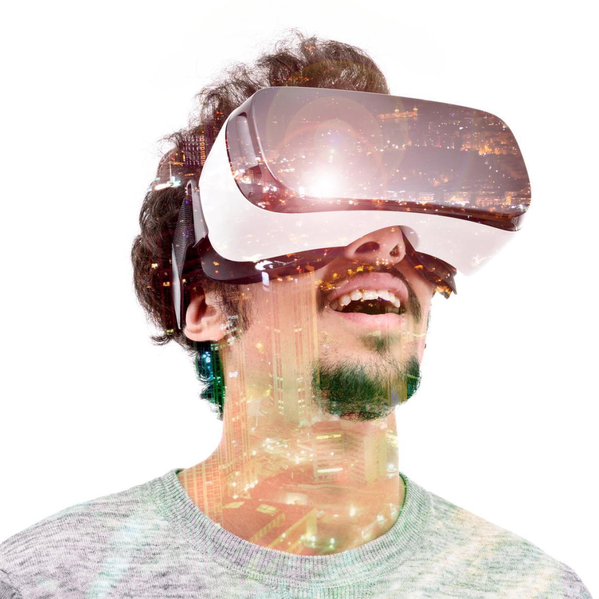 VR-Spiel aktiviert alle fünf Sinne