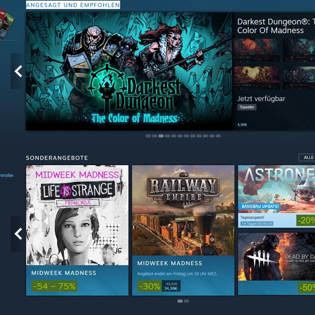 Gerichtsbeschluss: Nutzer dürfen Steam-Spiele künftig weiterverkaufen