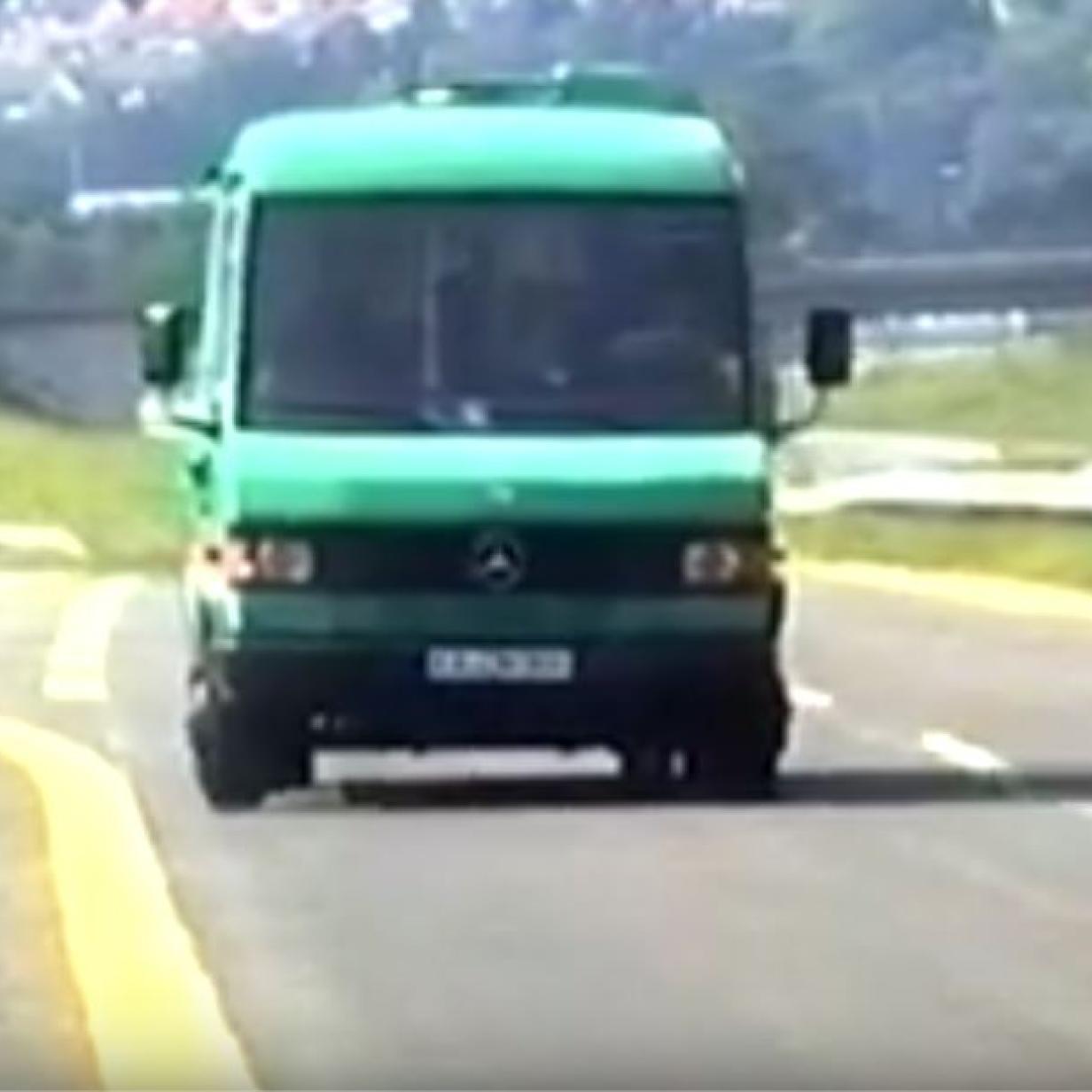 Video: Bosch zeigt selbstfahrendes Auto aus dem Jahr 1993