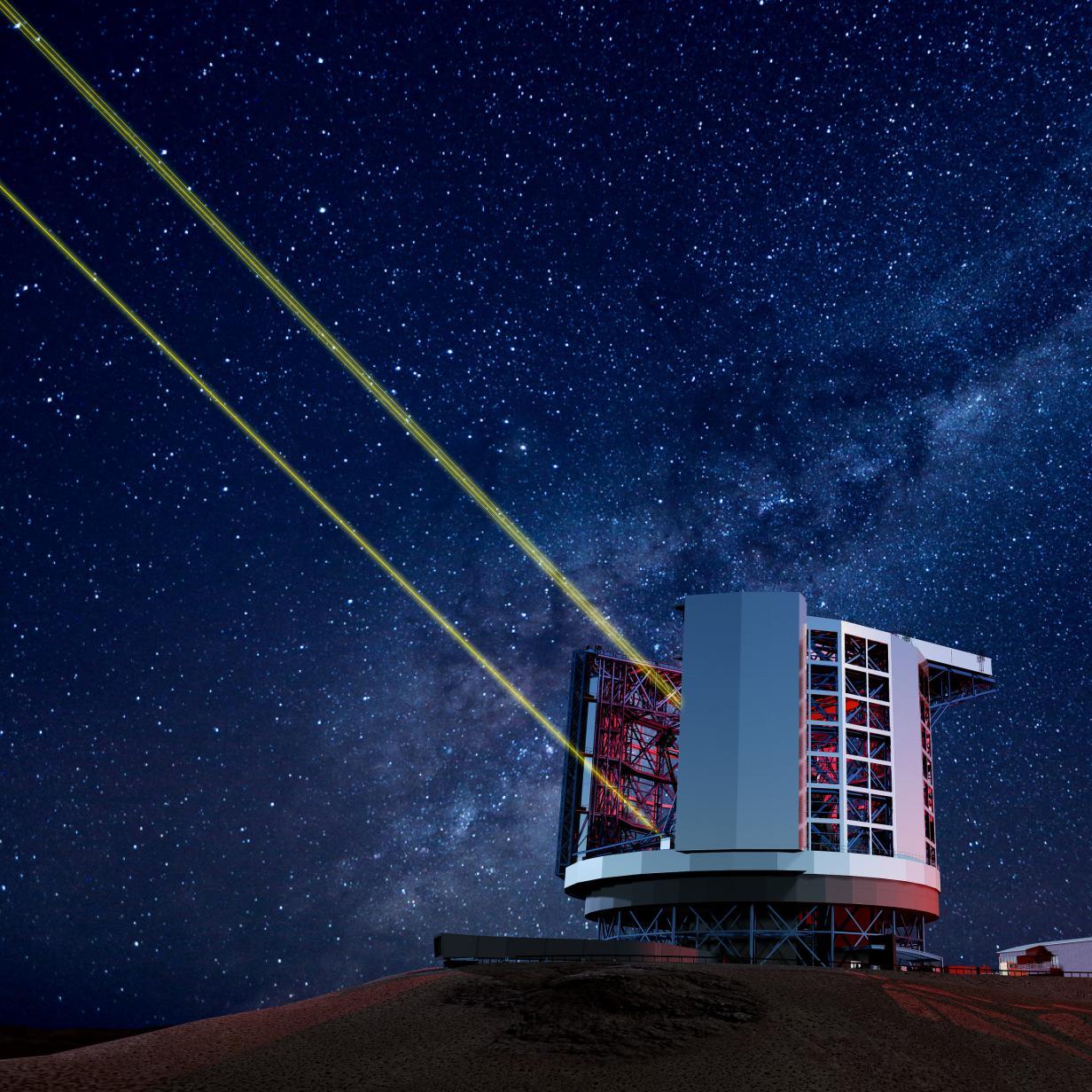 Zehnmal besser als Hubble: Bau von Einer-Milliarde-Dollar-Teleskop startet