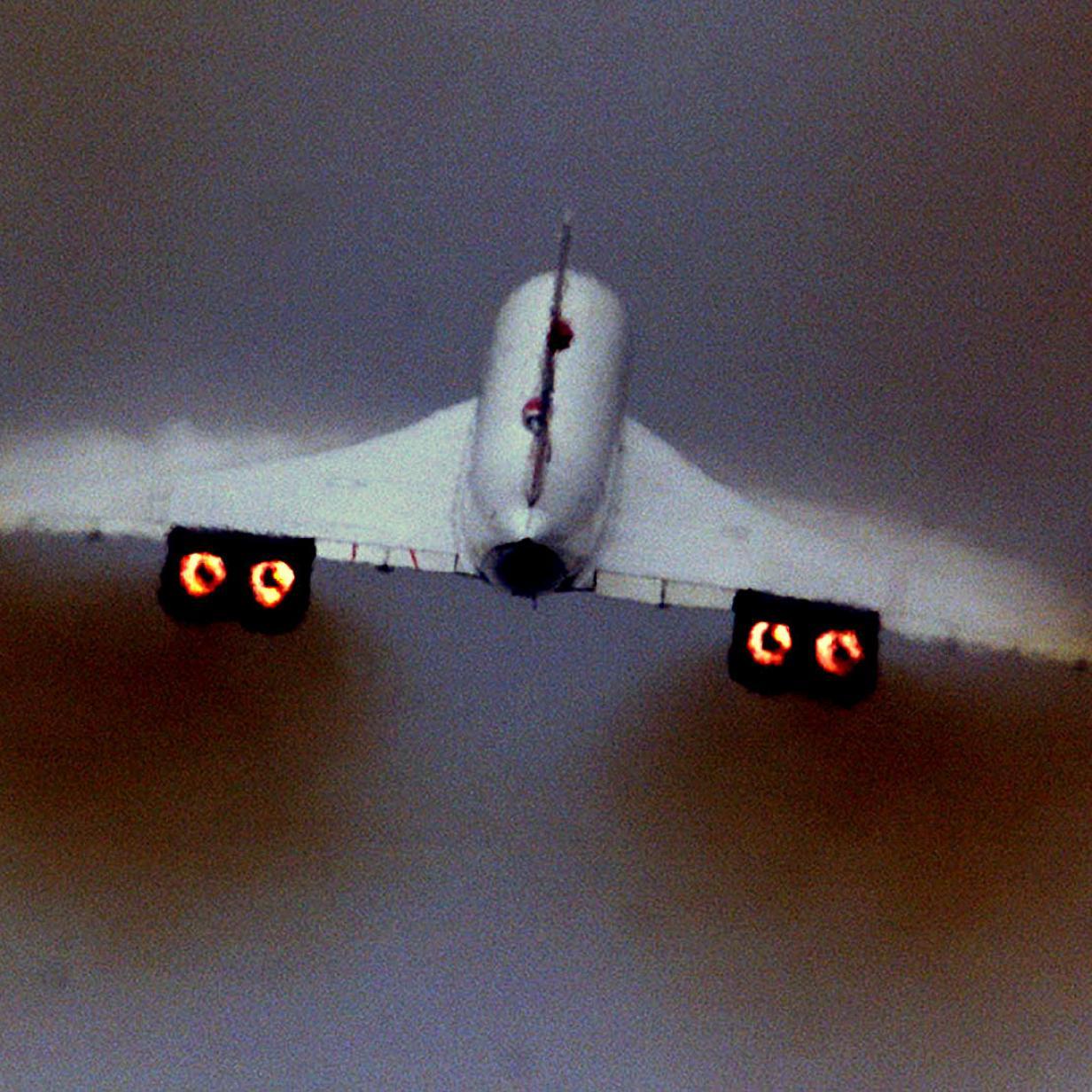 Concorde-Triebwerk kann auf Ebay ersteigert werden