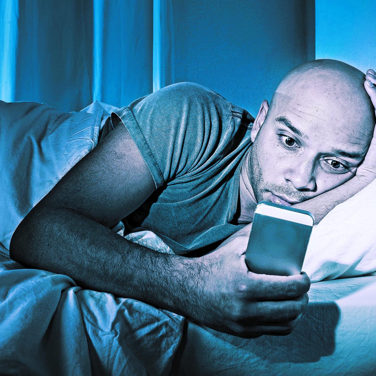 Smartphones versetzen unser Hirn in ständigen Alarmzustand