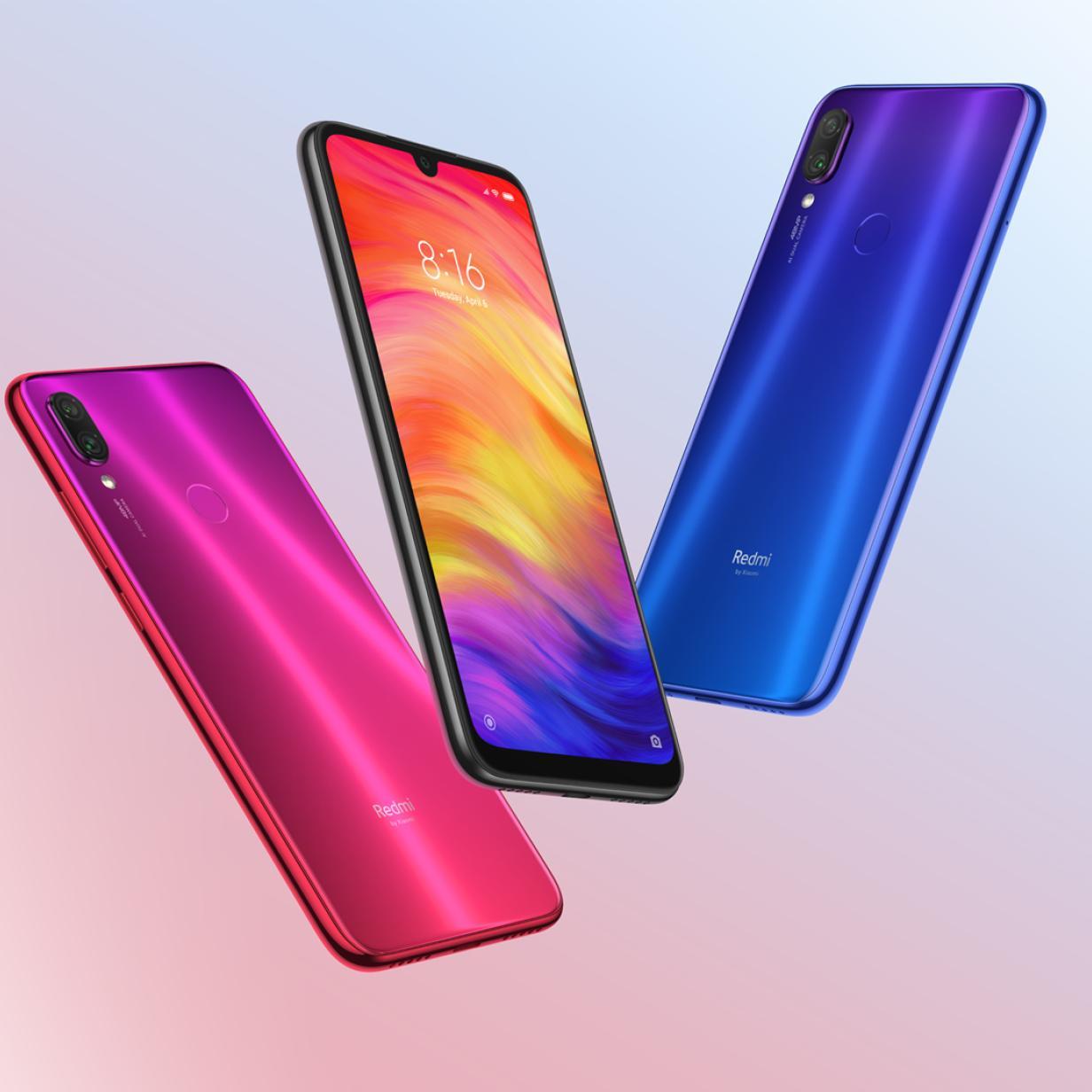 Xiaomi bringt günstiges Redmi Note 7 nach Österreich