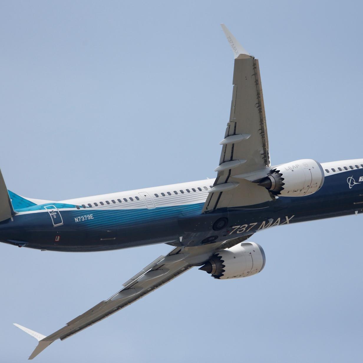 Boeing: Software-Aktualisierung für 737 MAX fast fertig