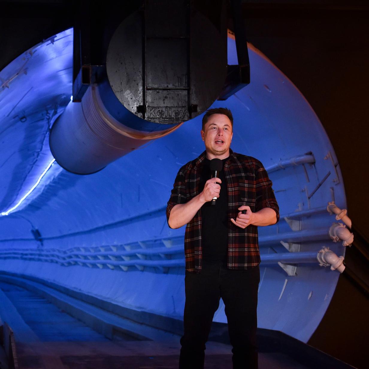 Elon Musk erhält Absagen für seine Tunnel-Projekte