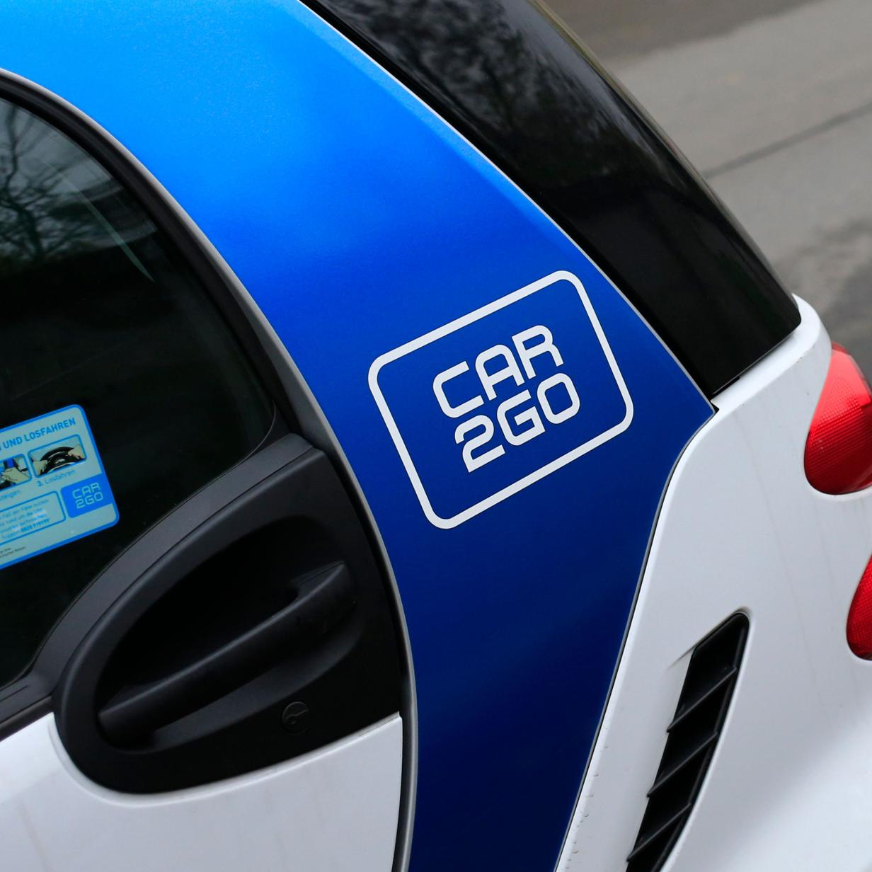 Hacker stehlen 100 teure Car2Go-Autos