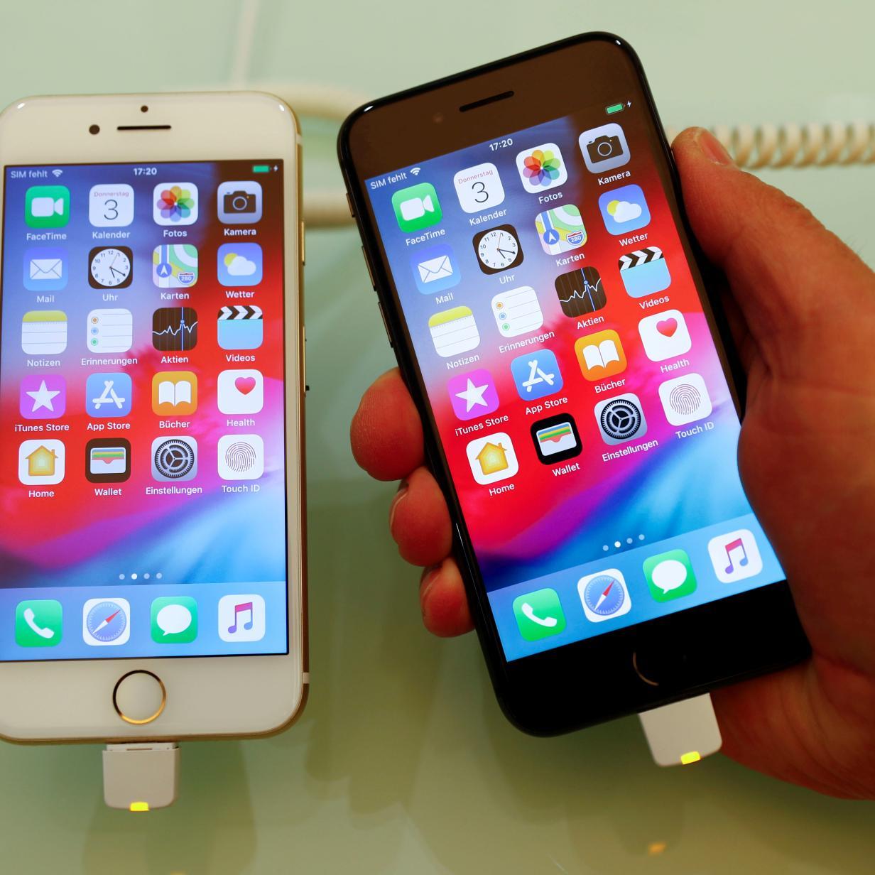 Statt iPhone SE 2: Apple plant neues, kompaktes iPhone