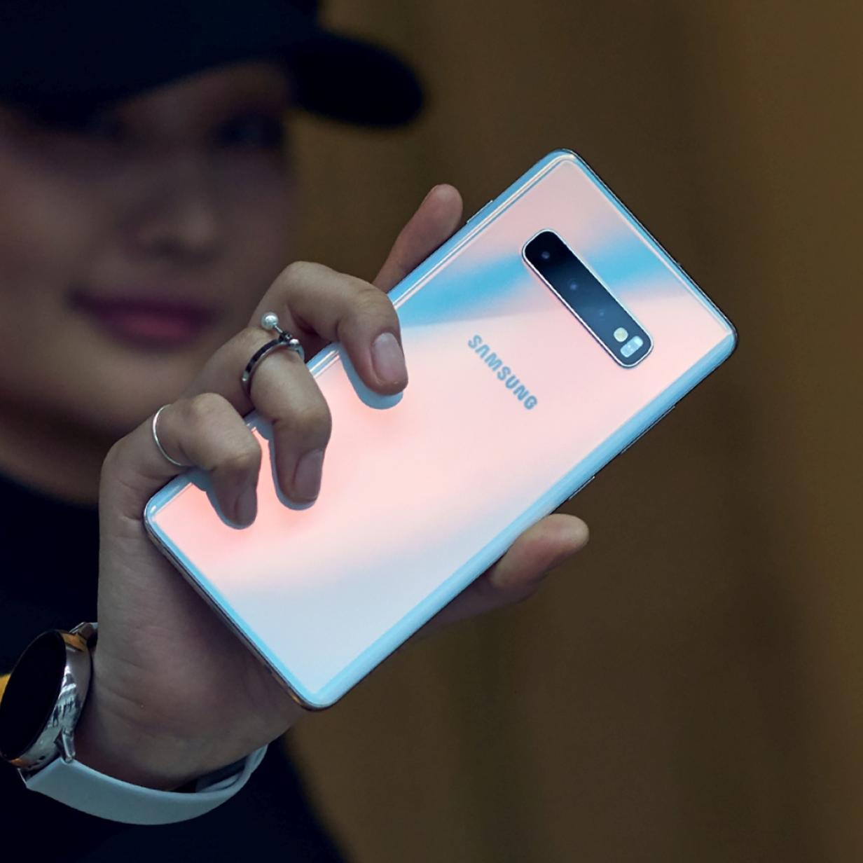 Samsung Galaxy S10 bekommt einen Modus für Nachtfotos