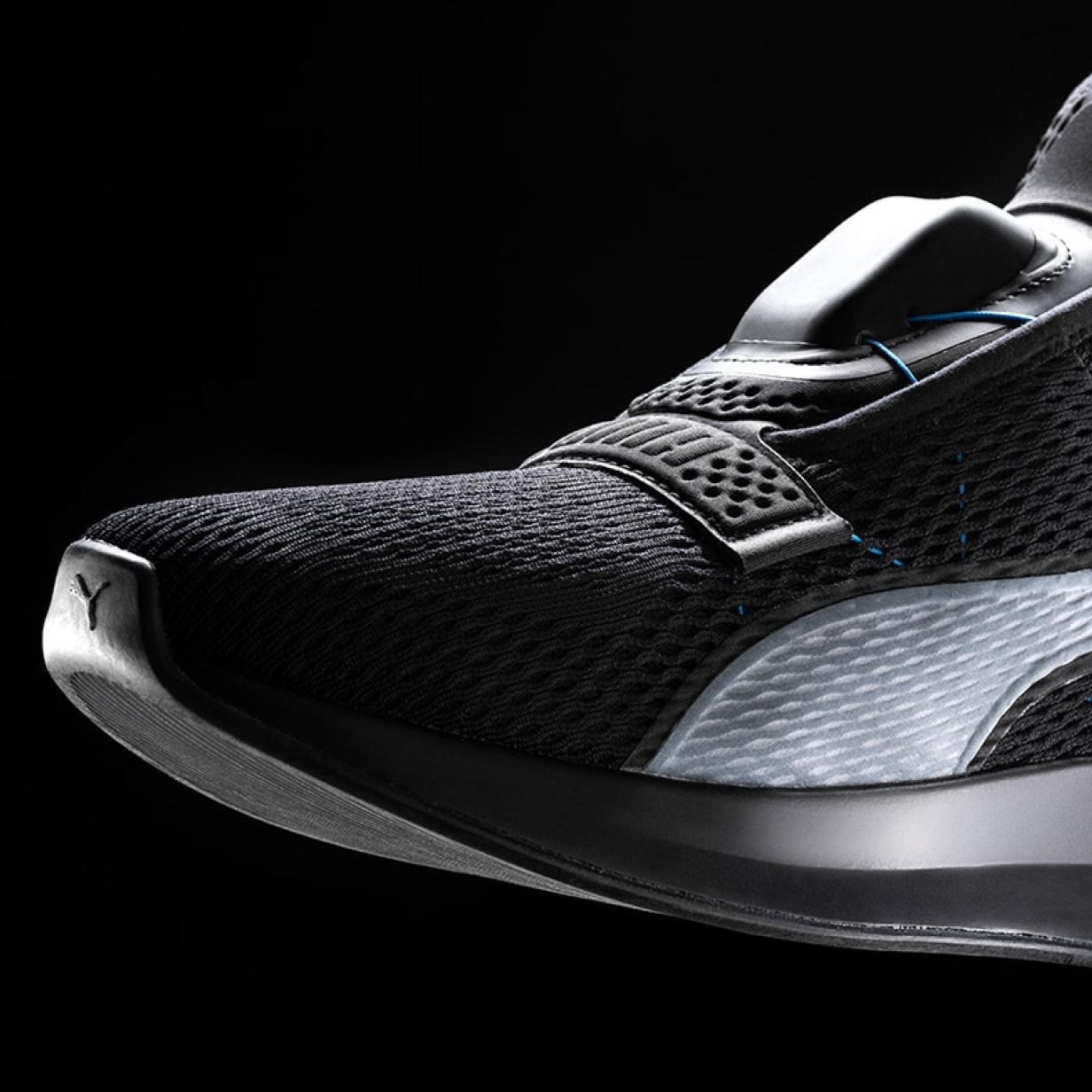 Puma sucht seine selbstschnürenden Tester für Schuhe 7f6gbYyv