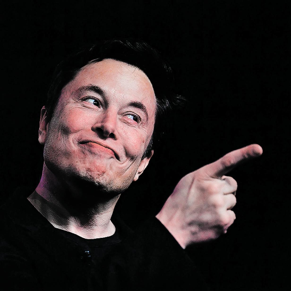 Warum Elon Musk auf Twitter ein Schaf war