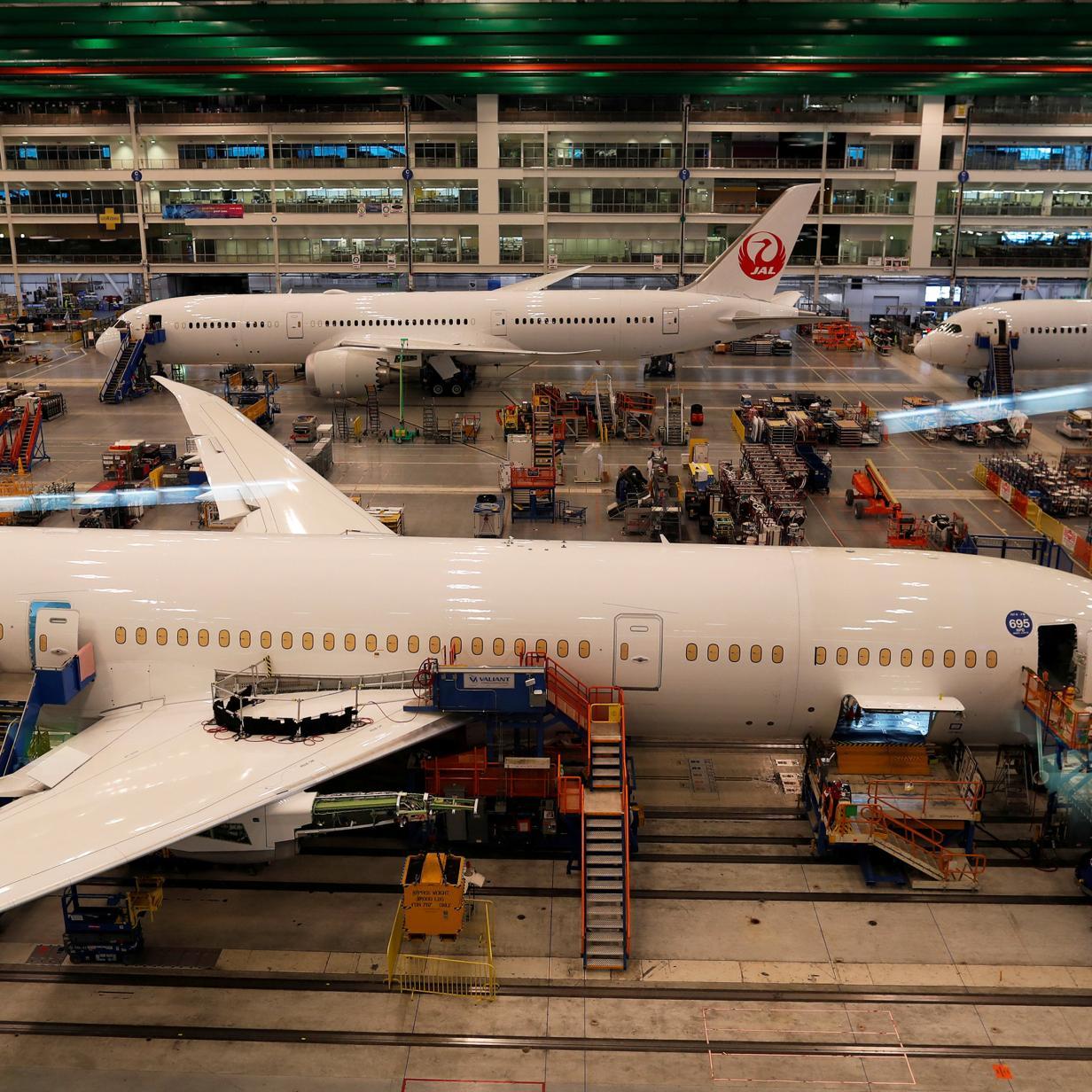 """""""Werde nie damit fliegen"""": Arbeiter berichten über Mängel in Boeing-Werk"""