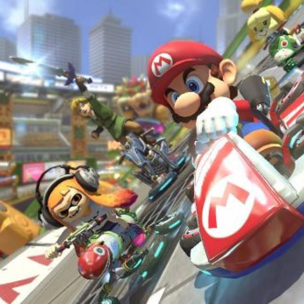 """""""Mario Kart"""" für Smartphones: Beta-Anmeldephase gestartet"""