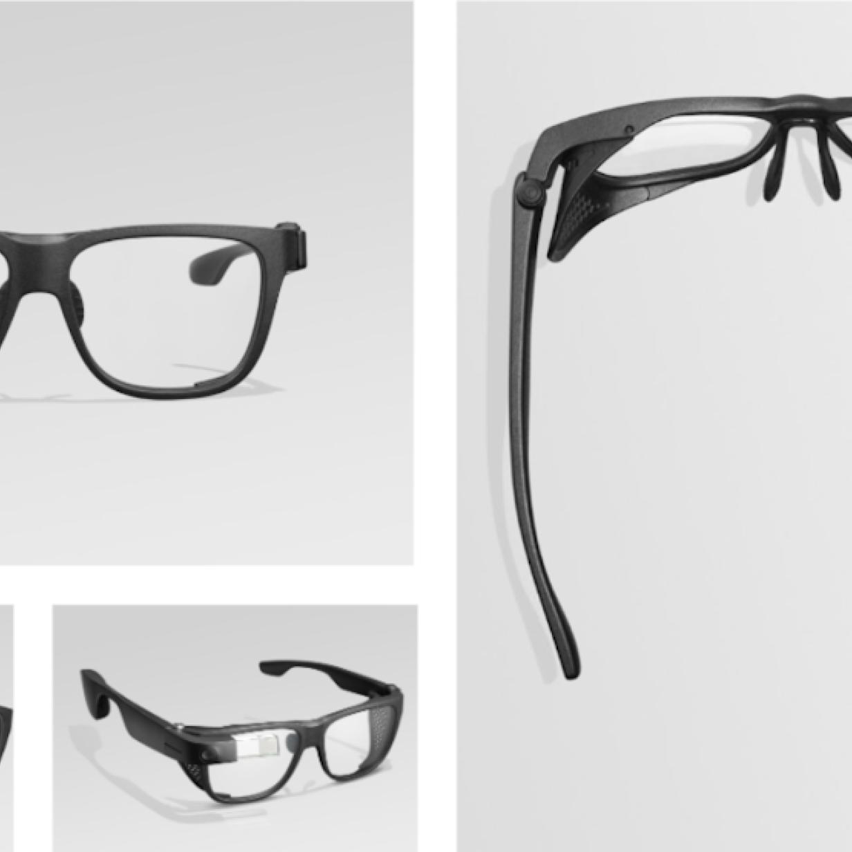 Google präsentiert neue Version der Datenbrille Glass
