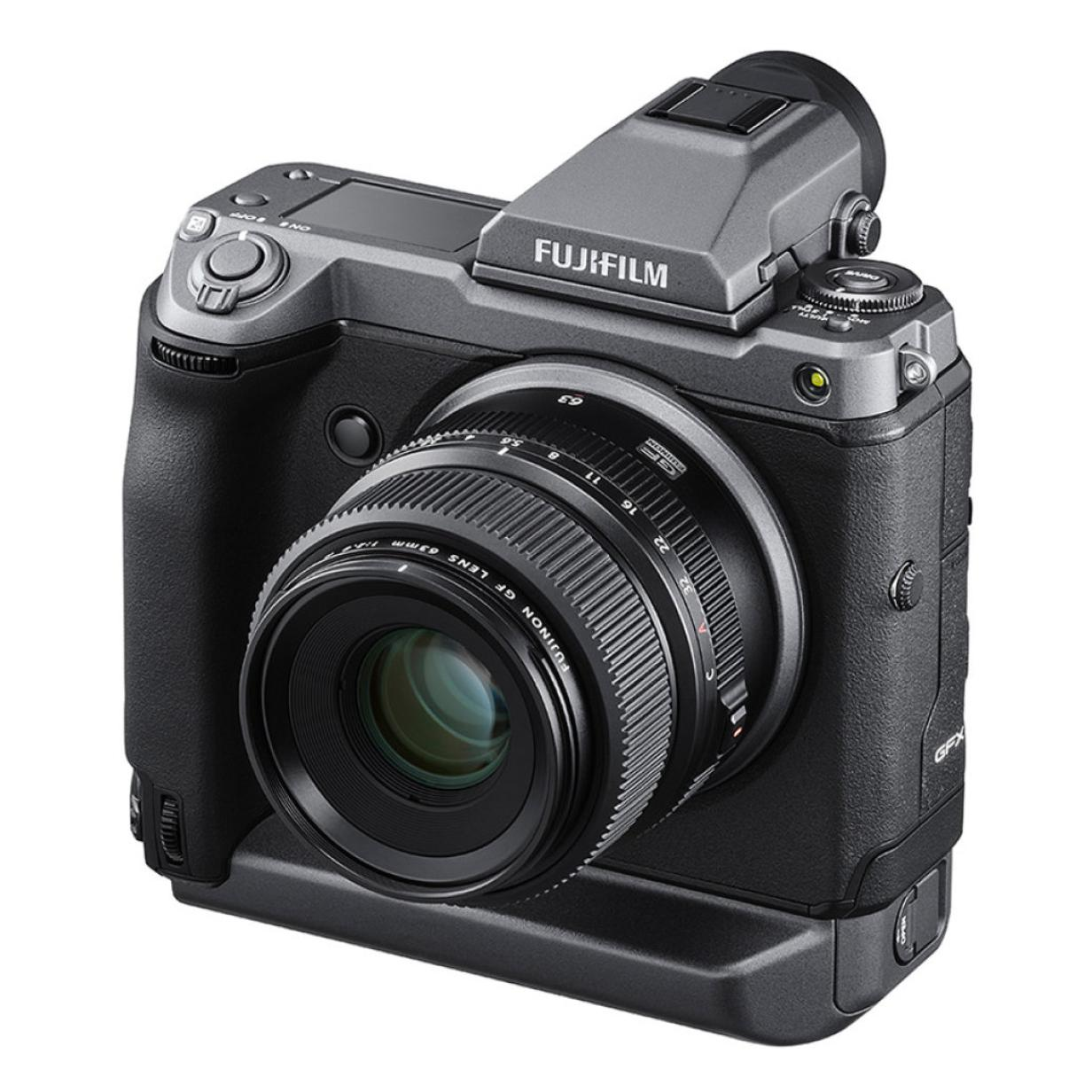 Fujifilm startet mit 11.000-Euro-Systemkamera GFX100