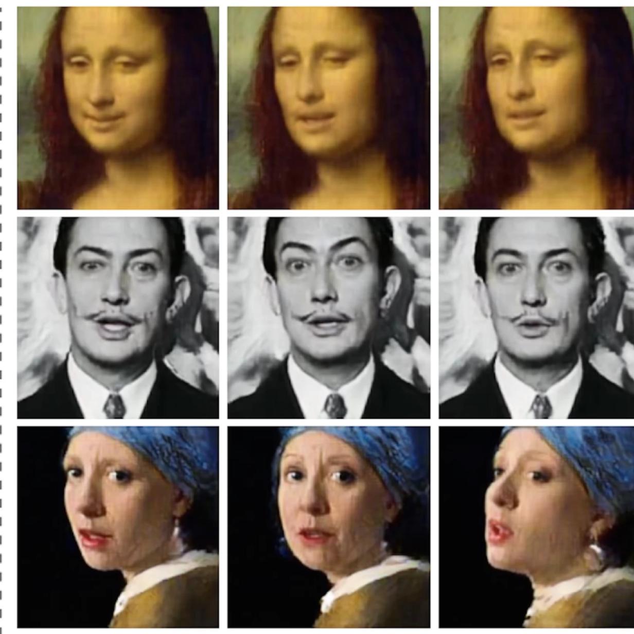 Software macht Deepfake-Video aus nur einem Foto