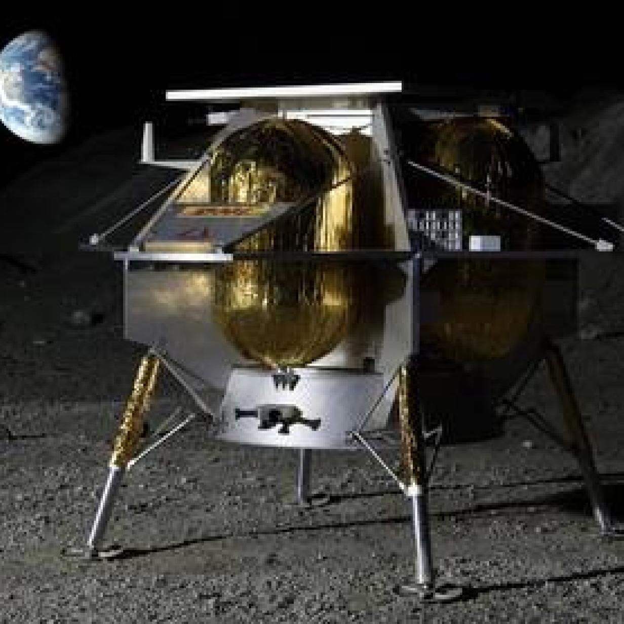Diese drei Unternehmen fliegen für die NASA Dinge auf den Mond