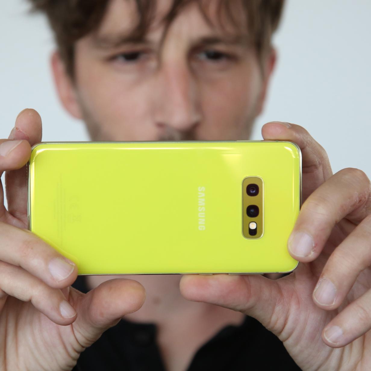 Samsung Galaxy S10e im Test: Wo billiger auch besser ist