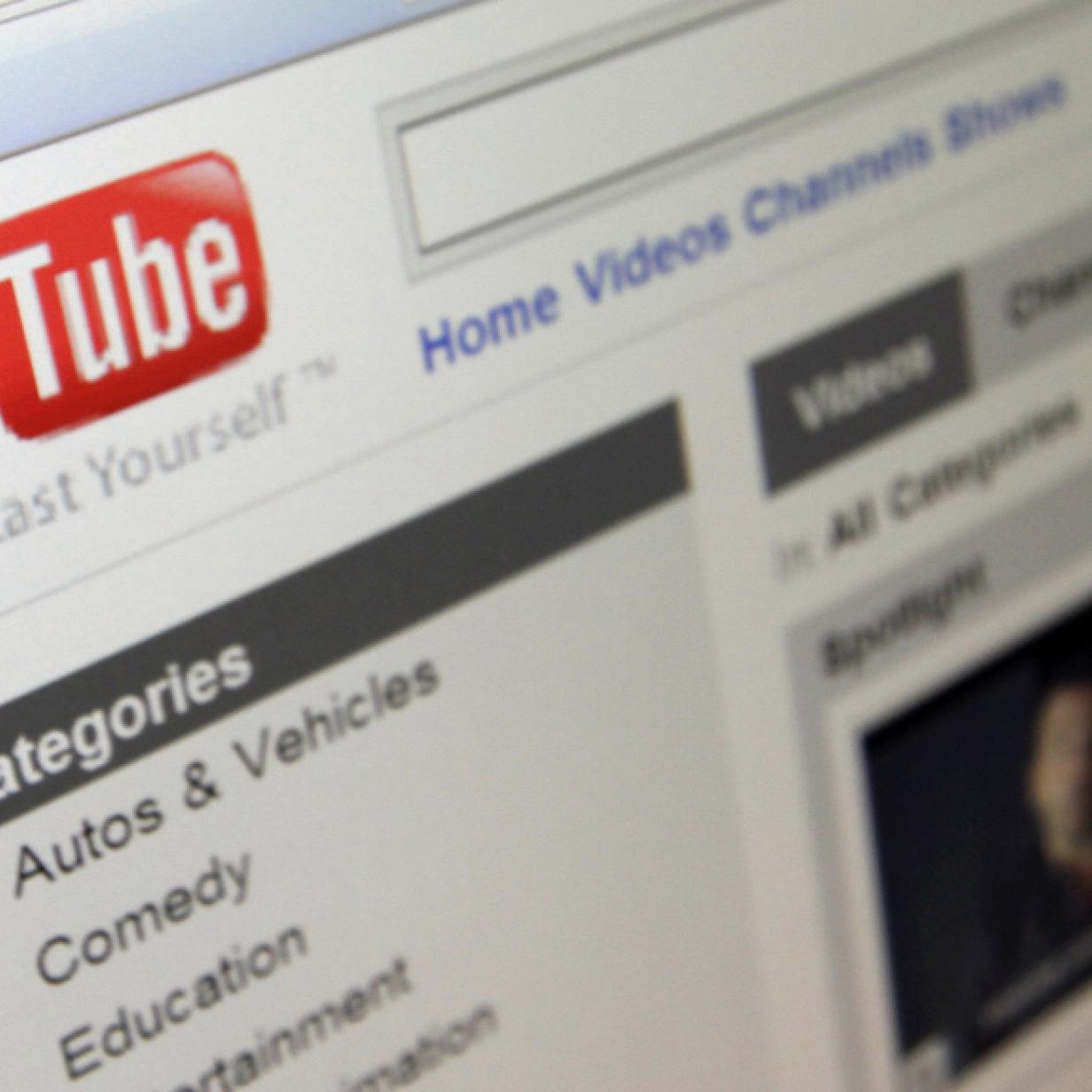 YouTuber erpresst: Mann muss Strafe zahlen