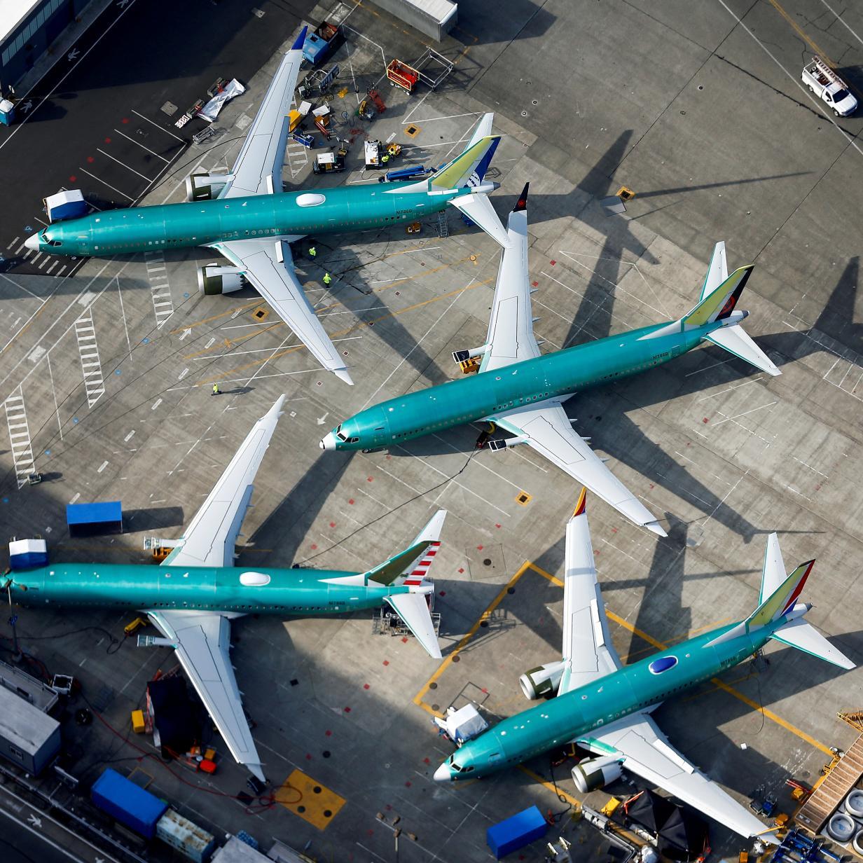 Boeing 737 Max-Maschinen bleiben noch den ganzen Sommer am Boden