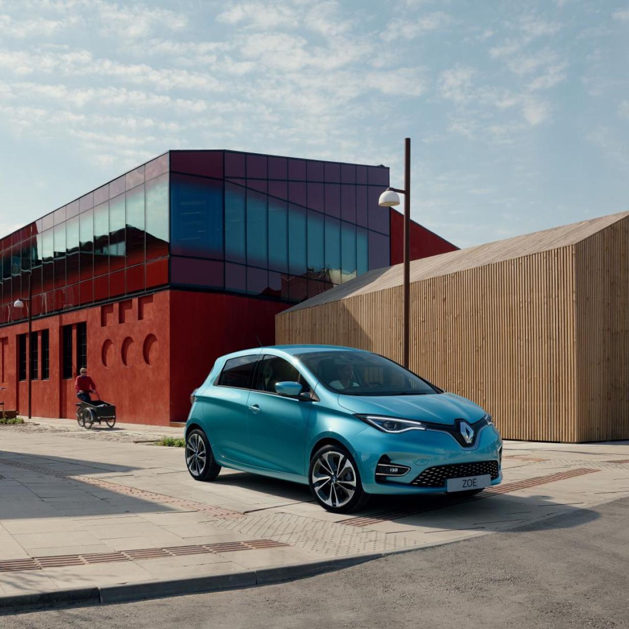 Renault präsentiert neuen Zoe mit deutlich mehr Reichweite