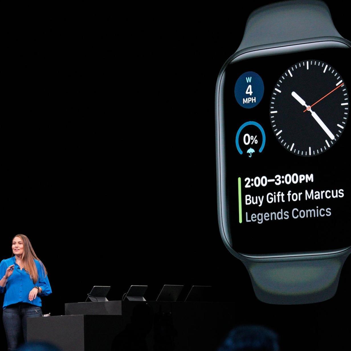 Apple Watch soll das Gehör der Nutzer schonen