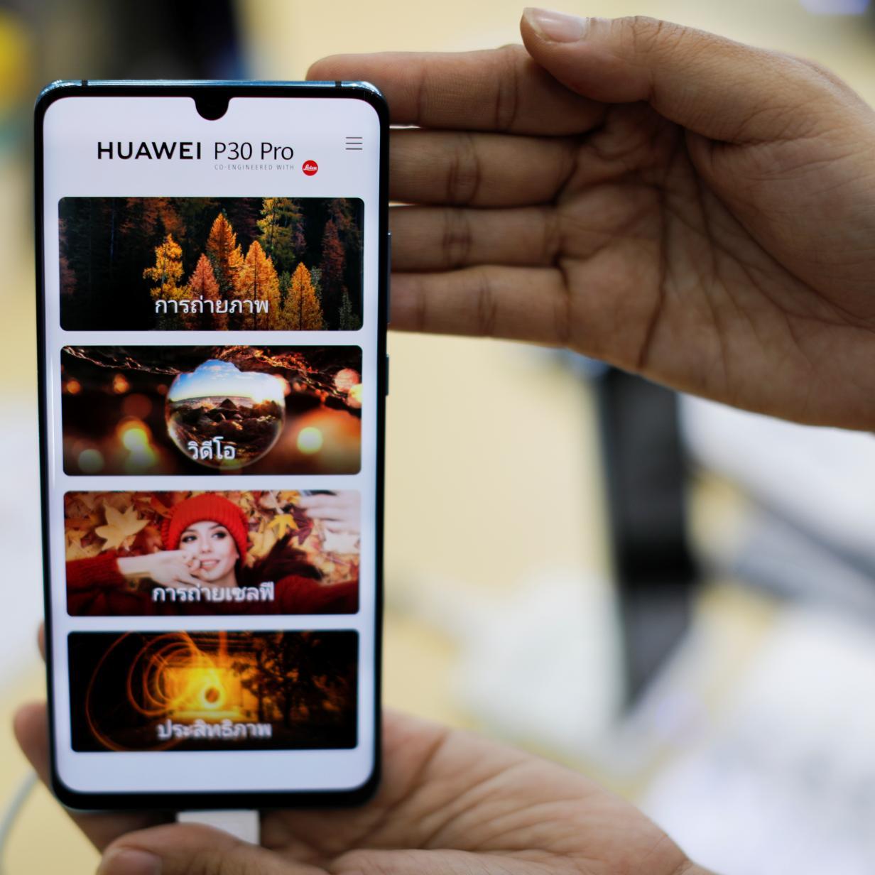Händler nehmen bei Aus für Google-Apps Huawei-Geräte zurück
