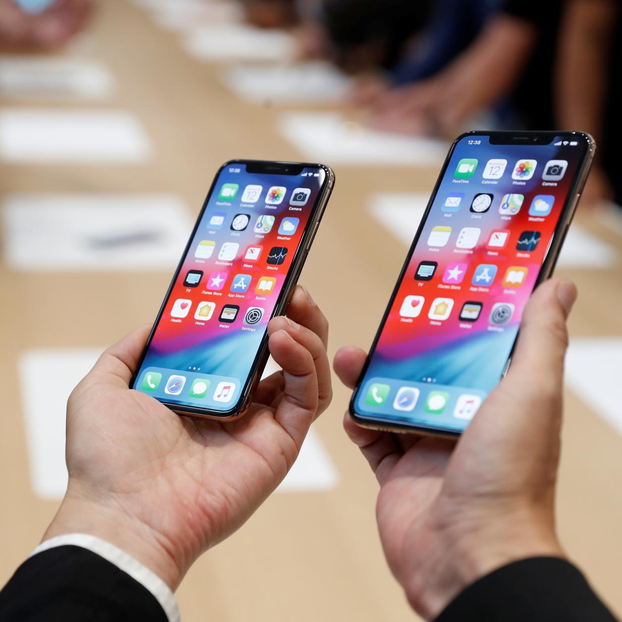 Apple könnte 5,8 Zoll großes iPhone X einstellen
