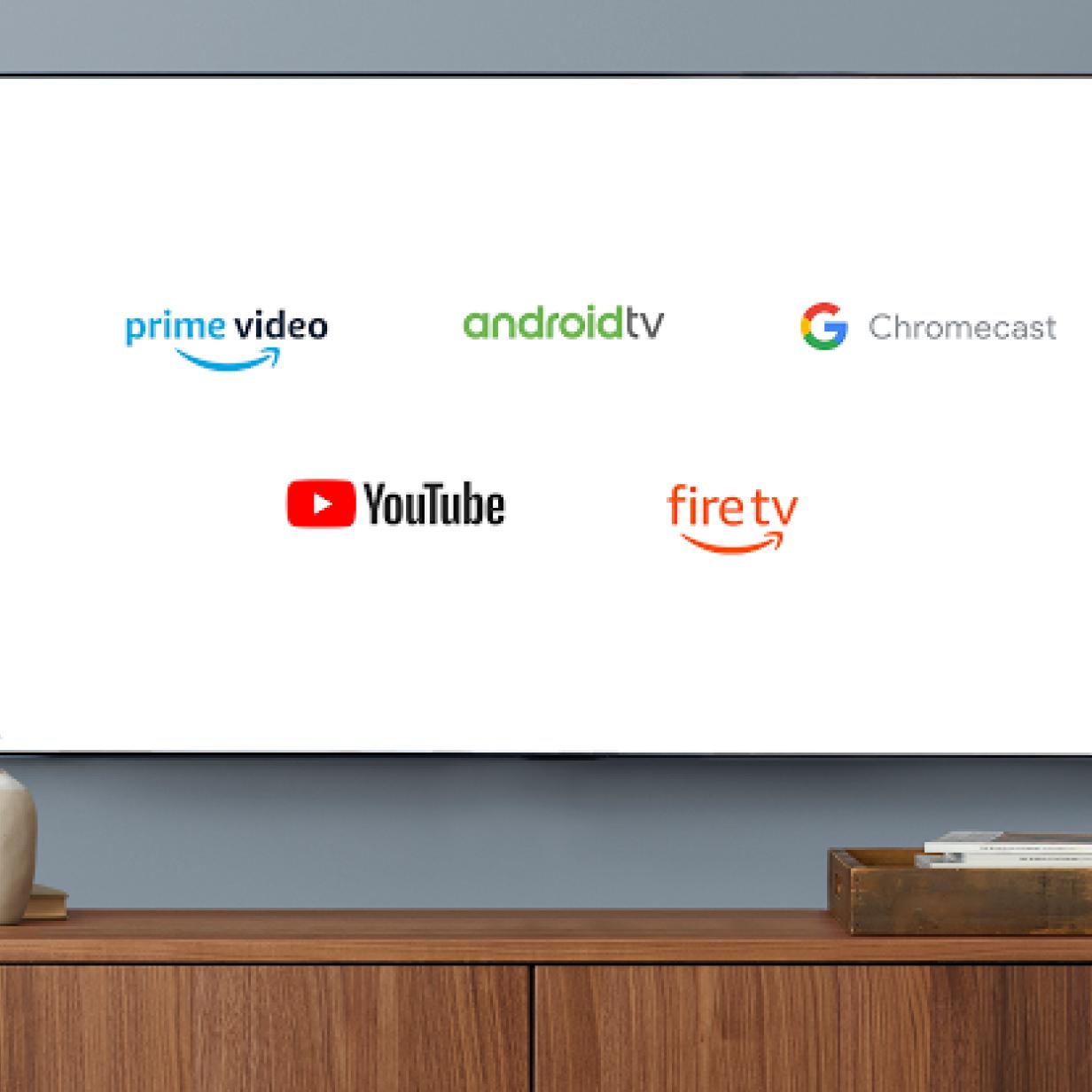 YouTube kehrt auf Fire TV zurück, Prime Video bekommt Chromecast