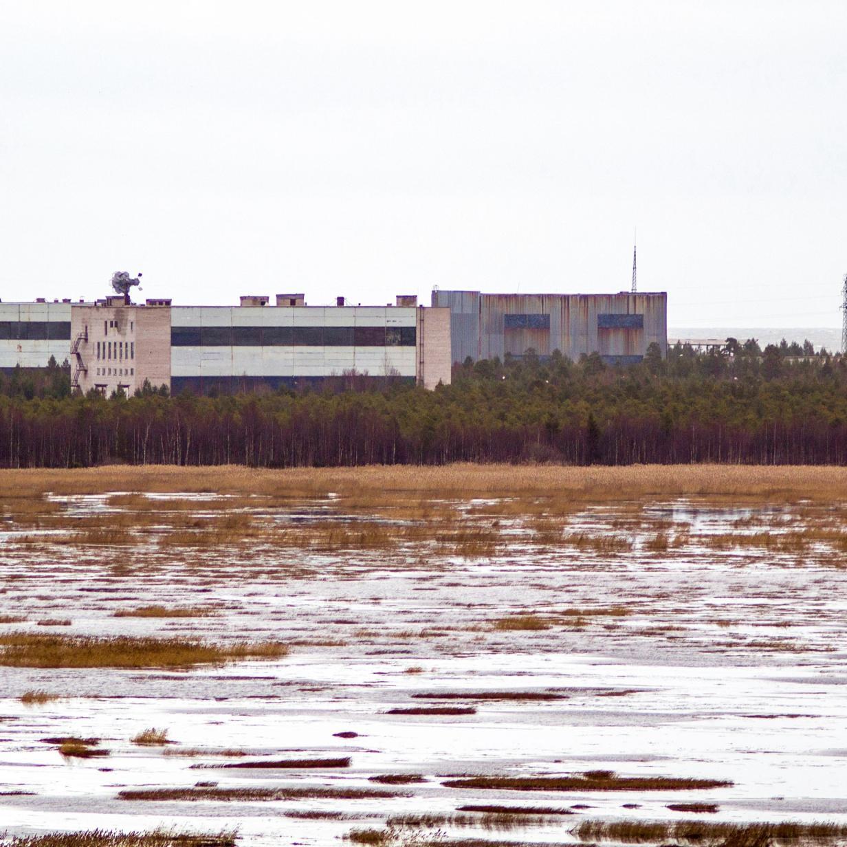Russische Atombehörde gibt Strahlungsaustritt bei Explosion zu