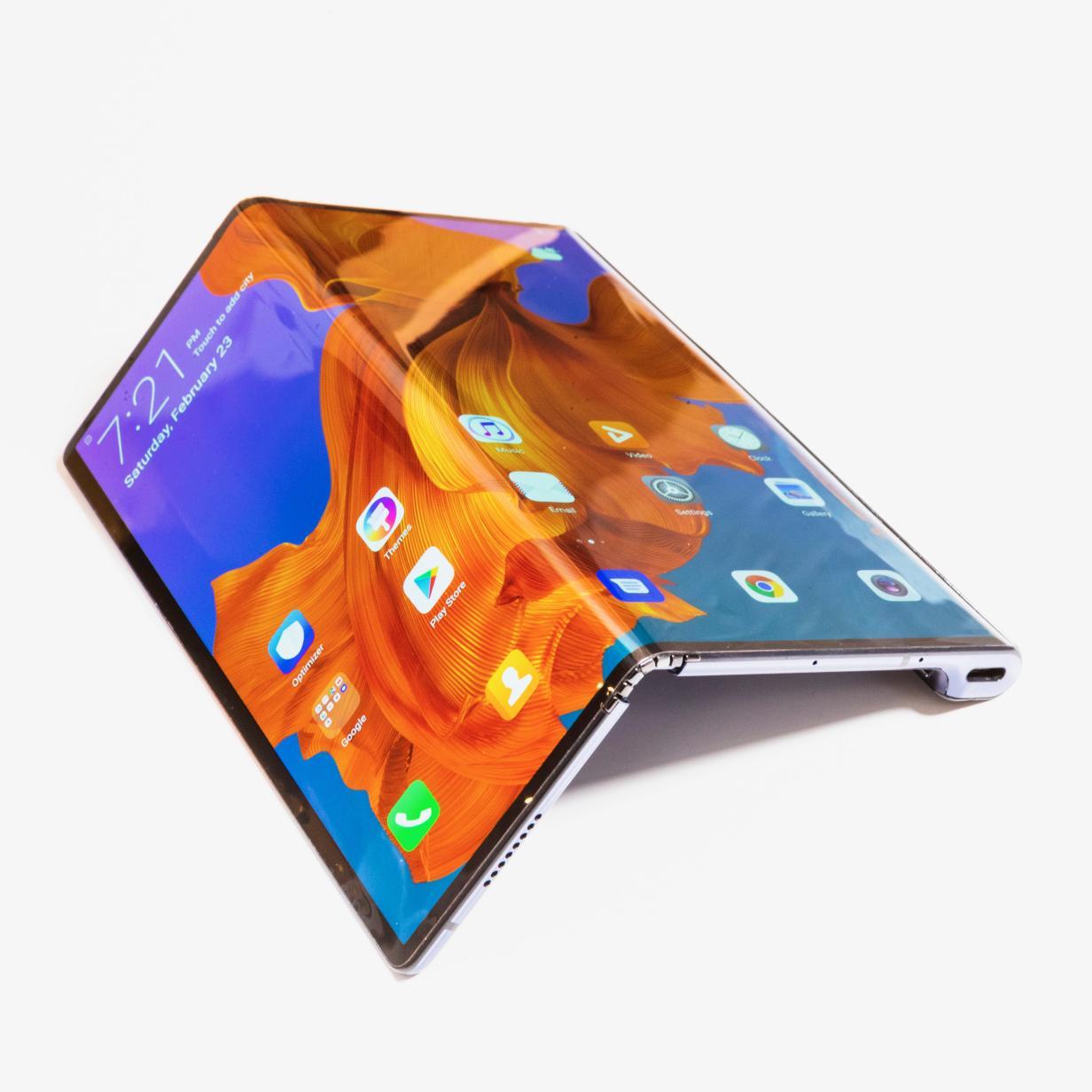 Huawei verschiebt erneut das Falt-Smartphone Mate X