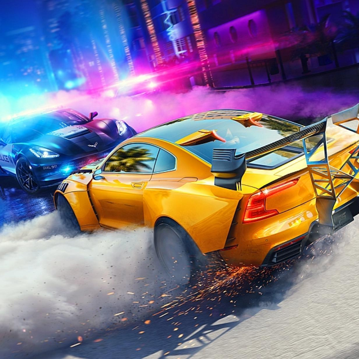 Need for Speed Heat App: Spieler können eigenes Auto erstellen