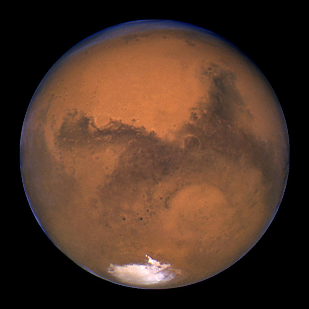 Elon Musk hat Alternative zur Mars-Erwärmung durch Atombomben