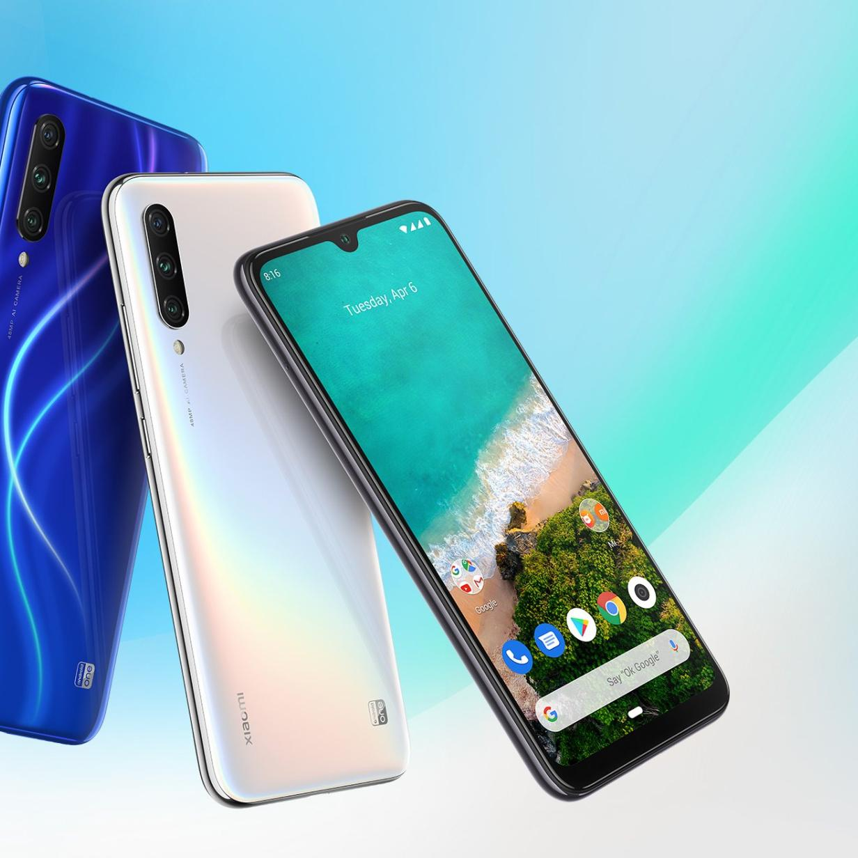 Xiaomi bringt 48-Megapixel-Phone um 215 Euro