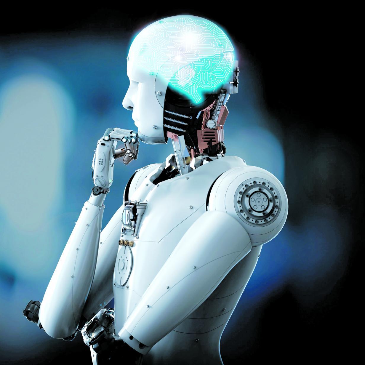 """""""Habt keine Angst vor künstlicher Intelligenz"""""""