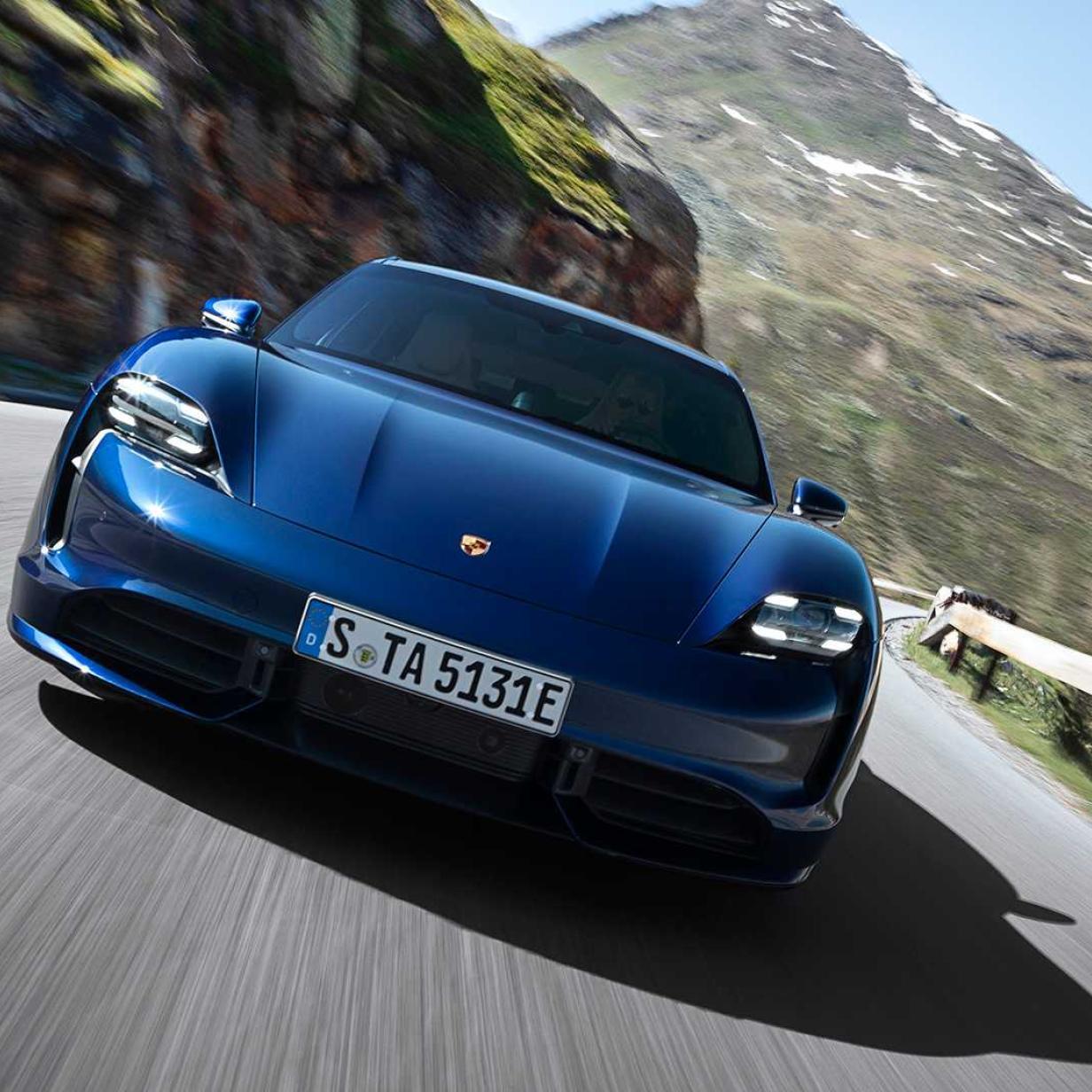 Porsche hat Lieferprobleme beim elektrischen Taycan
