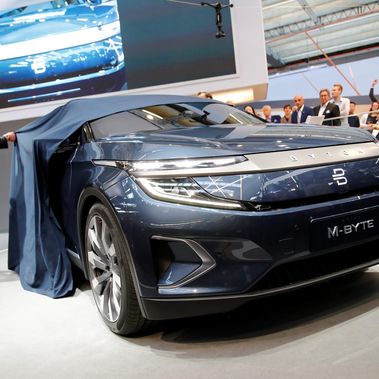 Chinas E-Auto-Hersteller bereiten sich auf Marktstart in Europa vor