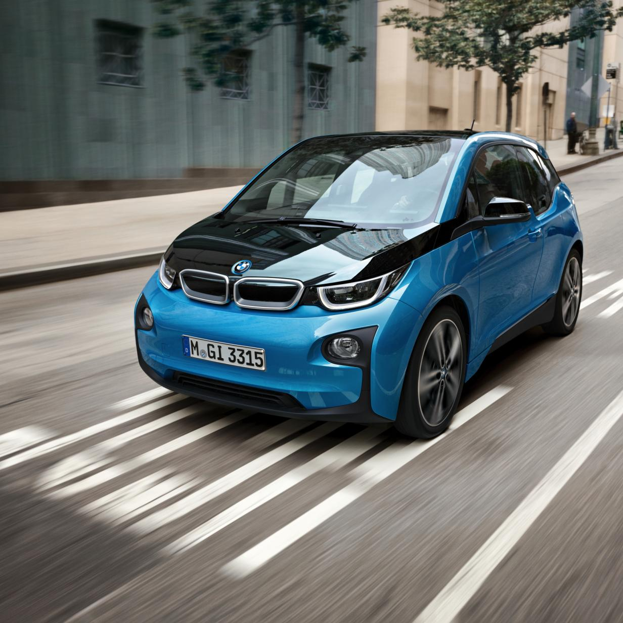 BMW stellt Elektroauto i3 ein