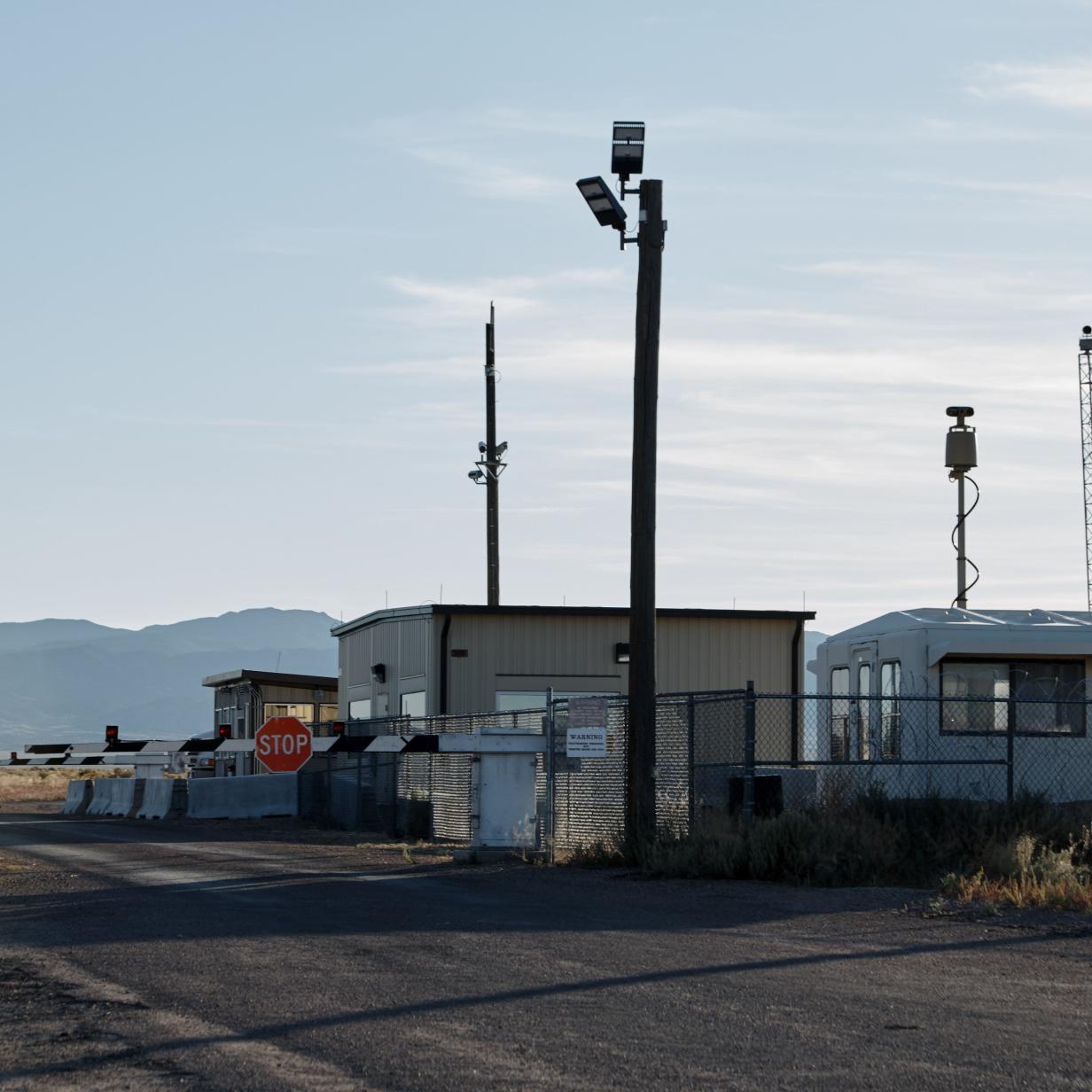Temporäres Drohnen- und Flugverbot rund um Area 51