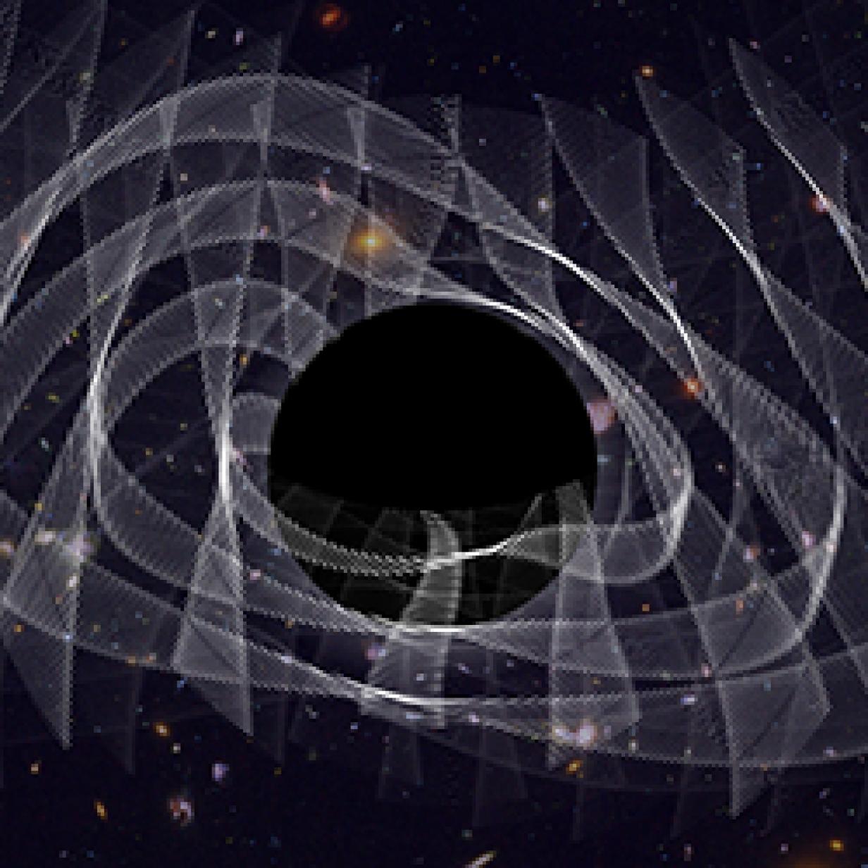 """Theorie bestätigt: Schwarze Löcher haben """"keine Haare"""""""