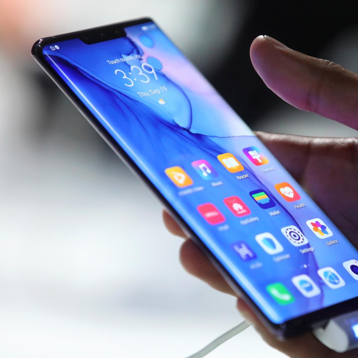 Huawei präsentiert Mate 30 Pro und lässt wichtigste Frage offen